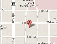 Map and Directions to Williams Family Dentistry